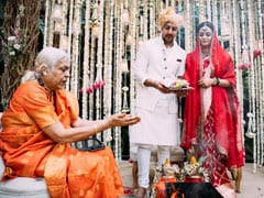 """Dia Mirza's Shout Out To Woman Priest Who Conducted Her Wedding: """"Together We Can Rise Up"""""""