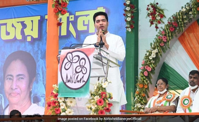 Accept Money Being Distributed By BJP, Vote For Trinamool: Abhishek Banerjee