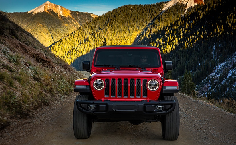 The 2021 Jeep Wrangler will be launched in India on March 15, 2021
