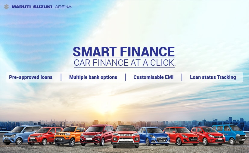 Maruti Suzuki has rolled out the car finance platform for Maruti Suzuki ARENA customers.