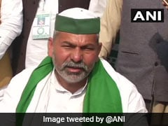Government's Silence Indicates It Is Planning Steps Against Farmers' Protest: Rakesh Tikait