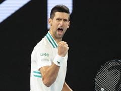 Australian Open: Novak Djokovic Beats Aslan Karatsev To Enter Men's Singles Final