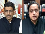 Video : Shashi Tharoor On What Hurt India's Image More: Tweet Or Response