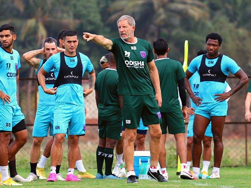 Former Bafana coach Stuart Baxter sacked by Indian club after 'rape' comments