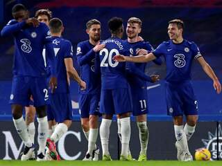Premier League: Timo Werner Ends Goal Drought As Chelsea Revival Gathers Pace