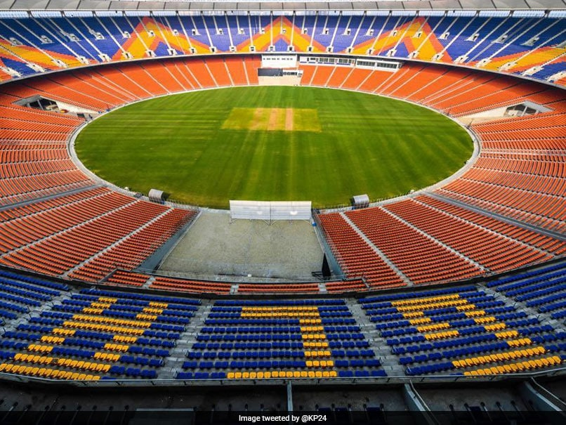 Sardar Patel Cricket Stadium In Motera Renamed Narendra Modi Stadium    Cricket News