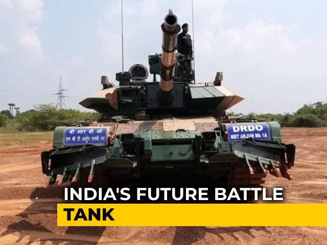 Video : India's Future Battle Tank: Arjun Mk-1 Alpha