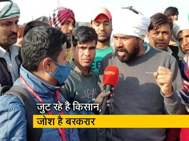 Videos : शाहजहांपुर में महापंचायतों ने फूंकी आंदोलन में नई जान