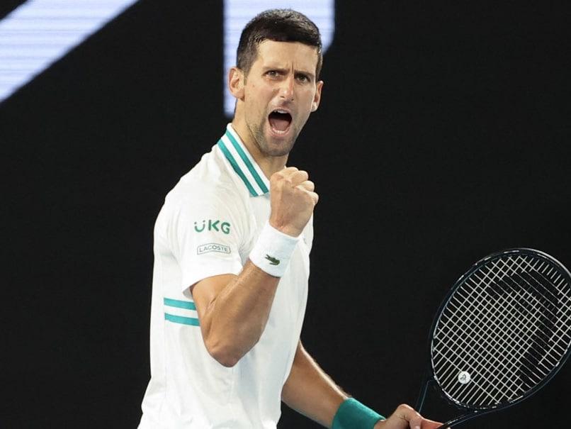 Australian Open: Novak Djokovic Beats Aslan Karatsev To Enter Mens Singles Final