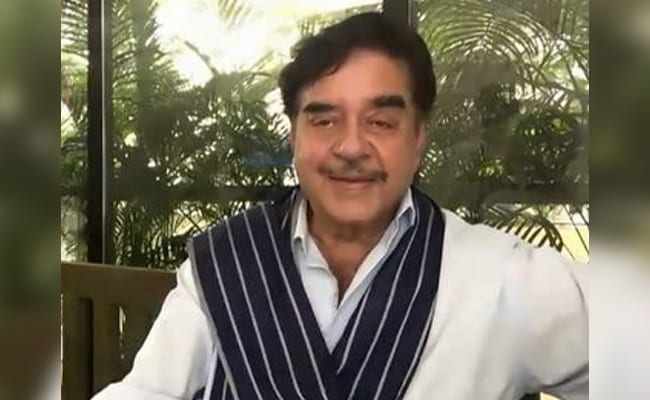 """Was PM's 'Trump Sarkar' Motto Interference?"": Shatrughan Sinha On Farmers"