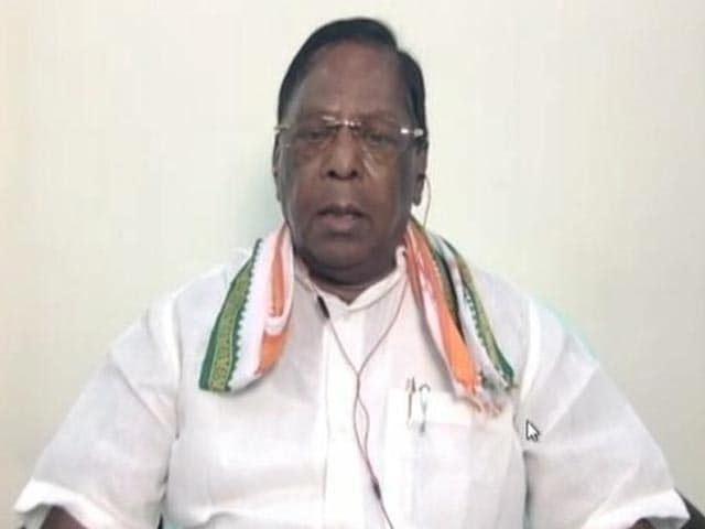 Video : Congress-Led Puducherry Government Falls: Money Power Or Leadership Crisis?