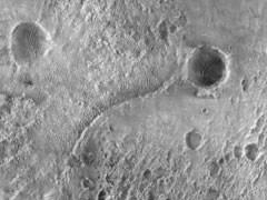 """Stuff Of Dreams"": Mars Rover Sends Home Movie Of Daredevil Rover Landing"