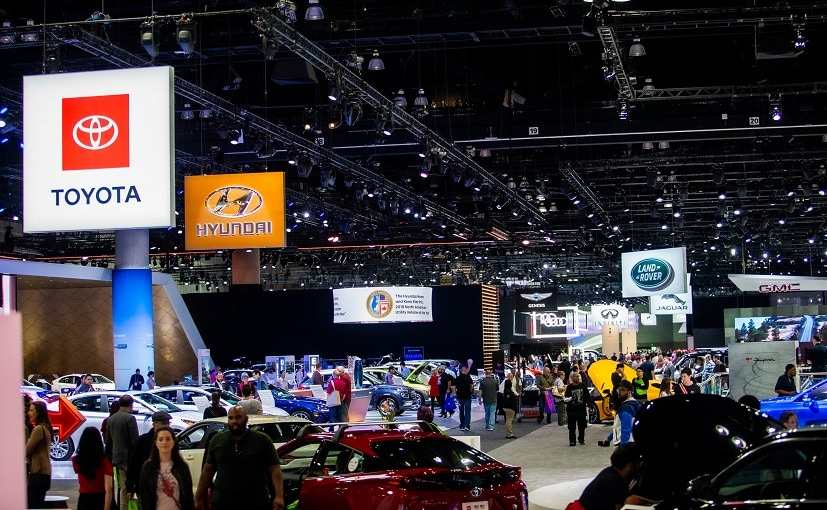 The LA Auto Show is the only show that has not been cancelled for this year.