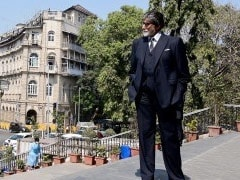 Amitabh Bachchan's <i>Mayday</i> Shoot Location Has A <i>Deewaar</i> Connection