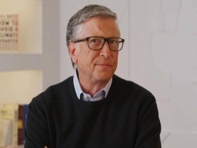 Video : Youngsters Activated, Have A Goal, Now We Need A Plan: Bill Gates On Climate Change