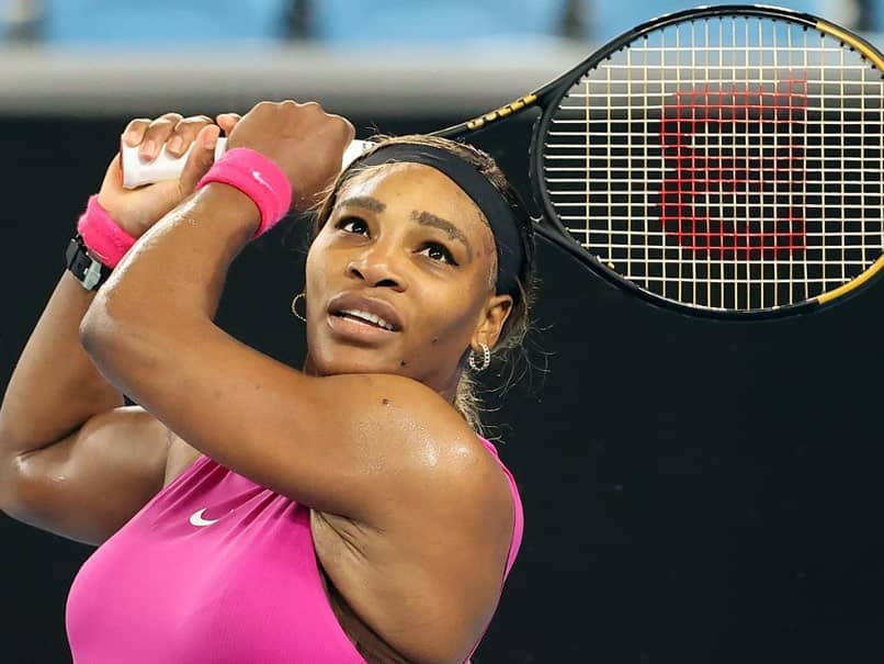 """""""Definitely On My Mind,"""" Serena Wiliams Says Elusive 24th Grand Slam Weighs Heavily"""