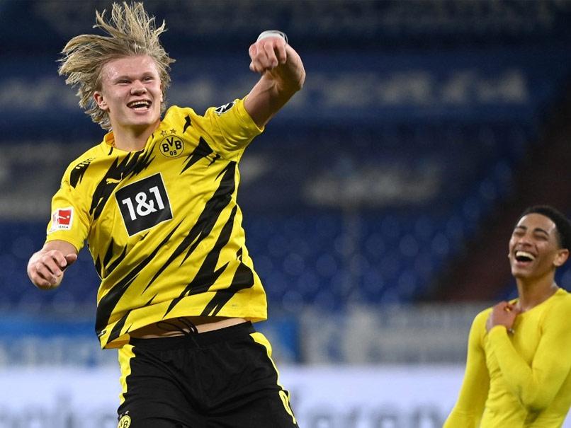 Premier League: Ole Gunnar Solskjaer And Thomas Tuchel Play Down Erling Haaland Talk