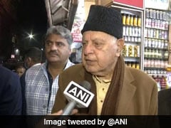 Farooq Abdullah Advocates Dialogue With Pak To End Terrorism In Jammu And Kashmir
