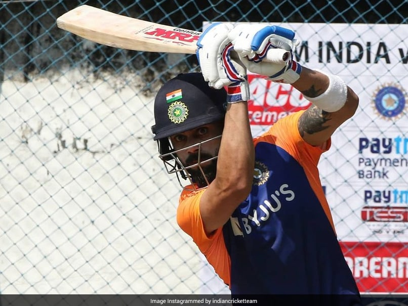 """India vs England: Virat Kohli, Others Sweat Out In Nets As India Get """"Match Ready"""" For First Test"""