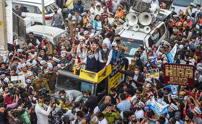 "Delhi Police Junks Experiences Of Arvind Kejriwal's ""Z-Plus"" Safety Minimize"