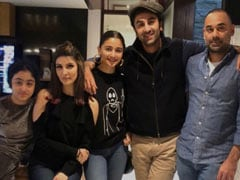 Alia Bhatt's Sunday With The Kapoors: Date With Ranbir, Lunch With His Family