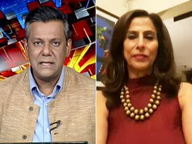 Video : Freedom Of Expression Non-Negotiable In Democracy: Shobhaa De