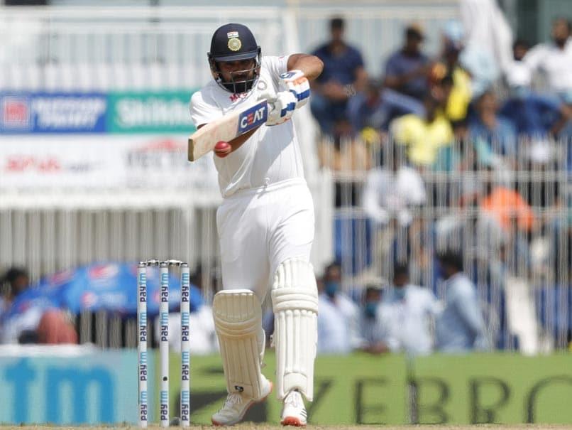 India vs England, 2nd Test: Rohit Sharma Hits His Seventh Test Century - NDTVSports.com