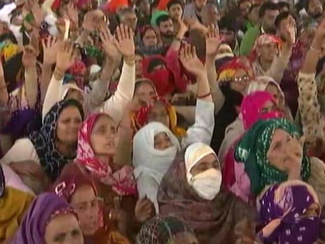 Video : Farmers' Mahapanchayat In Punjab Today, And Other Top Stories