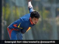 Vijay Hazare Trophy: S Sreesanth's Five-Wicket Haul Leads Kerala To 3-Wicket Win Over Uttar Pradesh