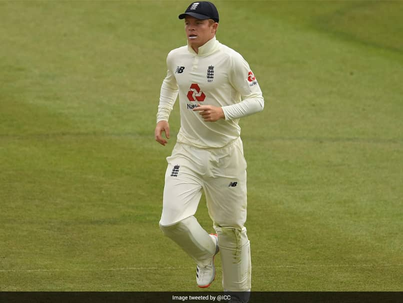 IND vs ENG Test series Ollie Pope added to the England squad