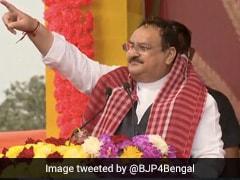 High Court Refuses To Pass Interim Order To Stop BJP's <i>'Parivartan Yatra'</i> In Bengal