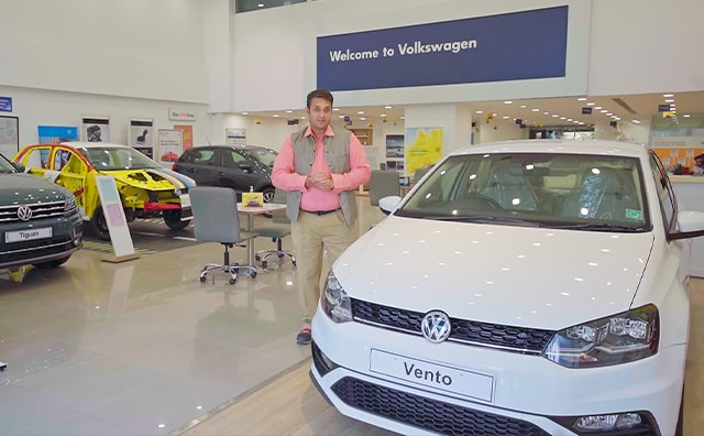 Video : Sponsored: Volkswagen India's Future Ready Showrooms