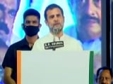 "Video : ""The Man Who Ran To Kerala..."": BJP Leaders Hit Out At Rahul Gandhi"