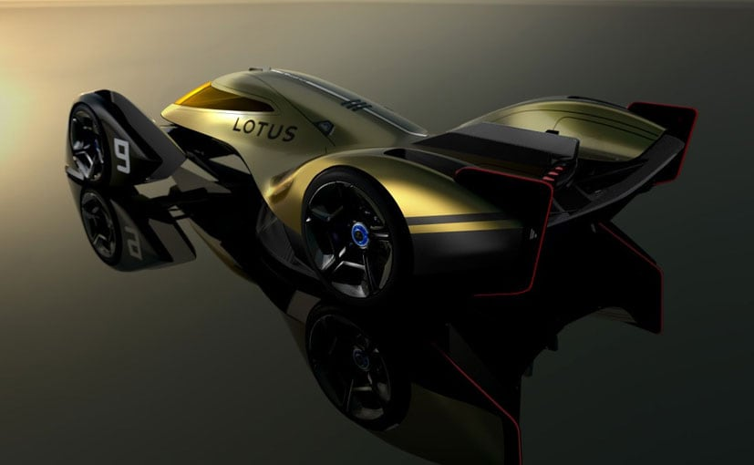 Lotus Unveils The E-R 9 Electric Endurance Racer