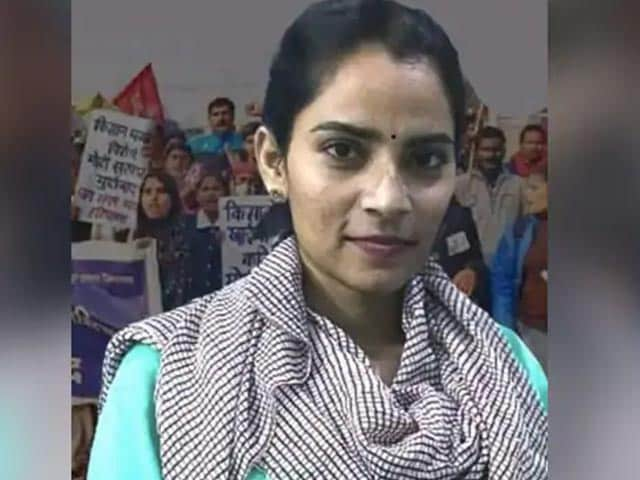 Video : Nodeep Kaur, Dalit Labour Activist Arrested For Delhi Border Protest, Gets Bail