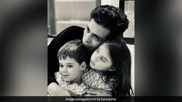Karan Johar's Kids Turn 4; Neha Dhupia Wishes The Twins With A Cutesy Throwback Pic