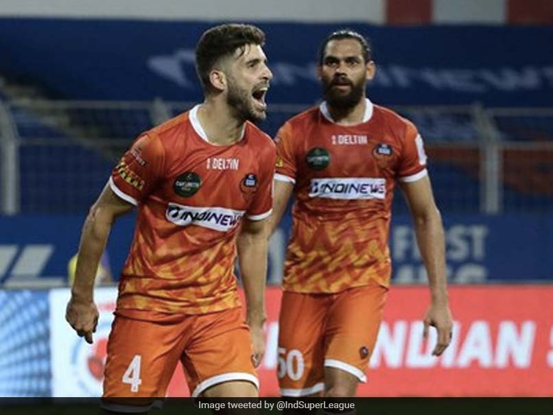 ISL: FC Goa Book Semi-Finals Spot After Goalless Draw Against Hyderabad FC
