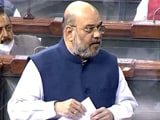 Video : The Country Did Not Need Article 370, Says Amit Shah