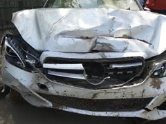 Delhi Domestic Help Dies After 18-Year-Old Rams Mercedes Into Scooter