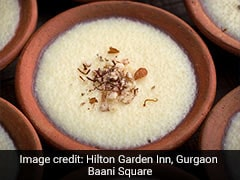 Watch: This Badam Ki Phirni Is Just The Nutty Delight You Are Looking For (Recipe Video)