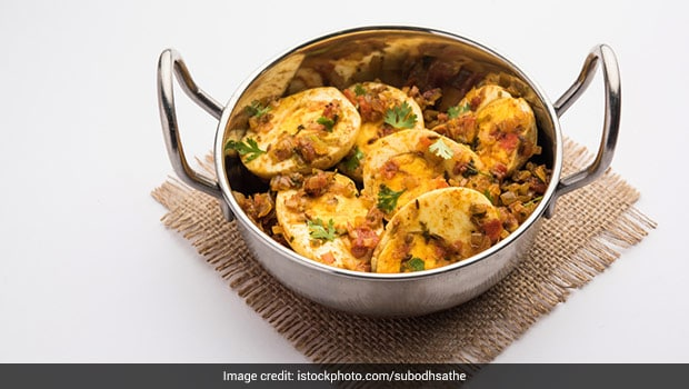 Egg (Anda) Chana Chaat: A High-Protein, Yummy Snack That You Must Make For Your Family