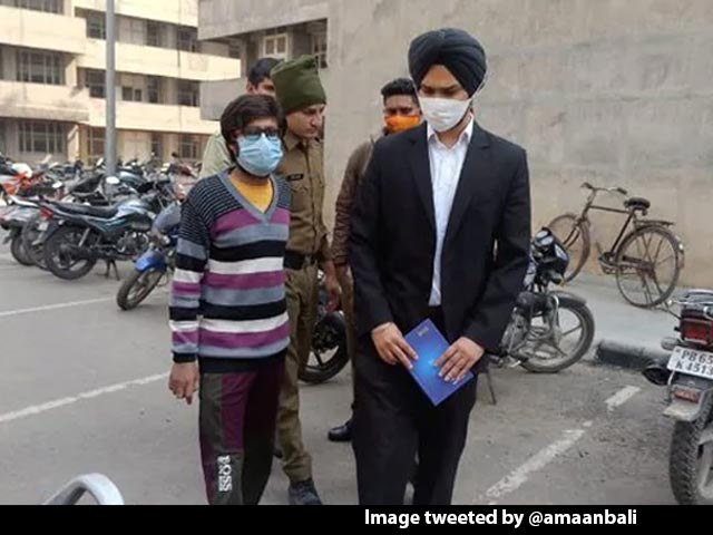 Video : Activist Arrested In Naudeep Kaur Case Has 2 Fractures: Medical Report