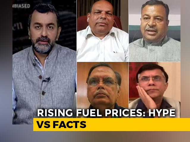Video : Why Are Fuel Prices Surging In India Despite Global Slump?