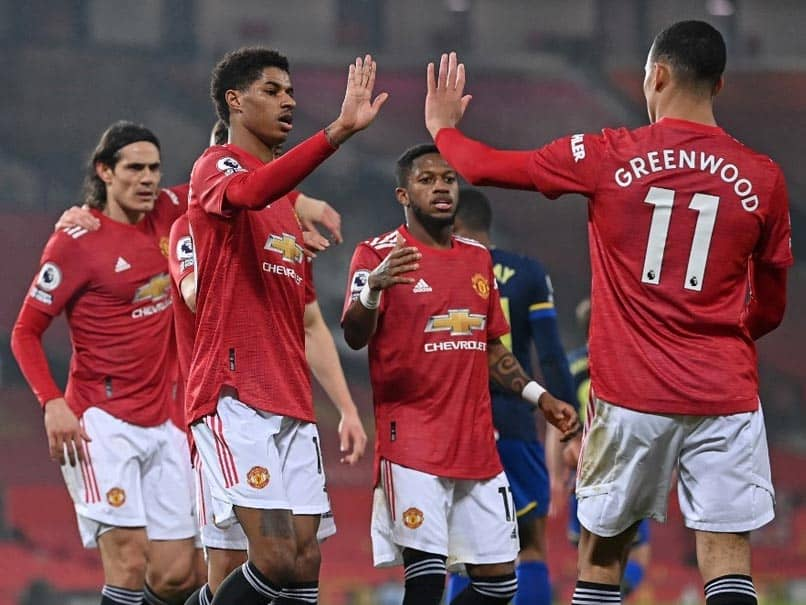 Premier League: Merciless Manchester United Equal Record In 9-0 Thrashing Of Southampton