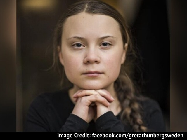 "Video : 5 Days After Disha Ravi's Arrest, Greta Thunberg Tweets On ""Human Rights"""