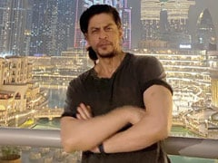 Shah Rukh Khan's <I>Pathan</i>: Tom Cruise-Style Fight Atop Burj Khalifa? May Happen
