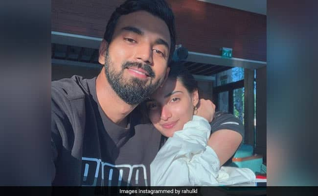 DC v PBKS KL Rahul played stormy innings on birthday, so Athiya Shetty reacted like this