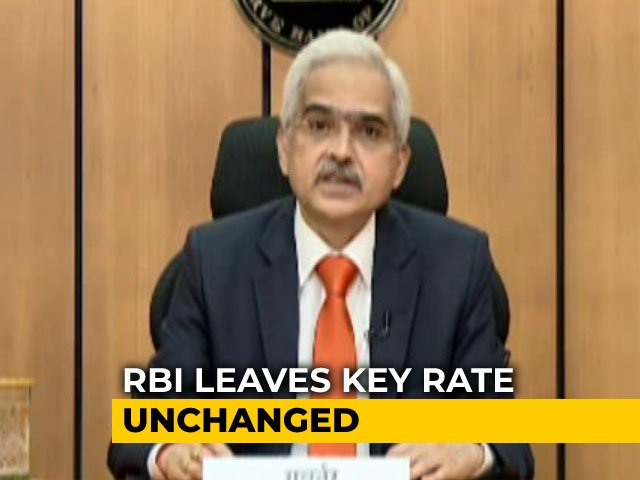 Video: At 10.5%, RBI Pegs Economic Growth Lower Than IMF And Eco Survey