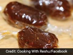 Watch: How To Make <i>Imly Ki Khatti Meethi</i> Candy - A Healthy Toffee For Your Kids