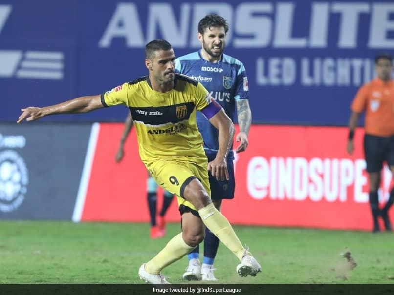 ISL: Hyderabad FC Thrash Kerala Blasters FC 4-0 To Register Emphatic Win